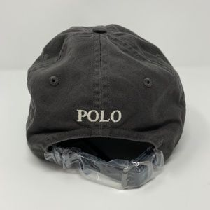 4970a4ea325 Polo by Ralph Lauren Accessories - Polo Ralph Lauren Chino Big Pony  Baseball Cap